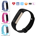 HESTIA Sport Bluetooth Smart Band Bracelet Micro K Heart Rate Monitor Pedometer Call Remind For IOS Android Wristband PK mi band