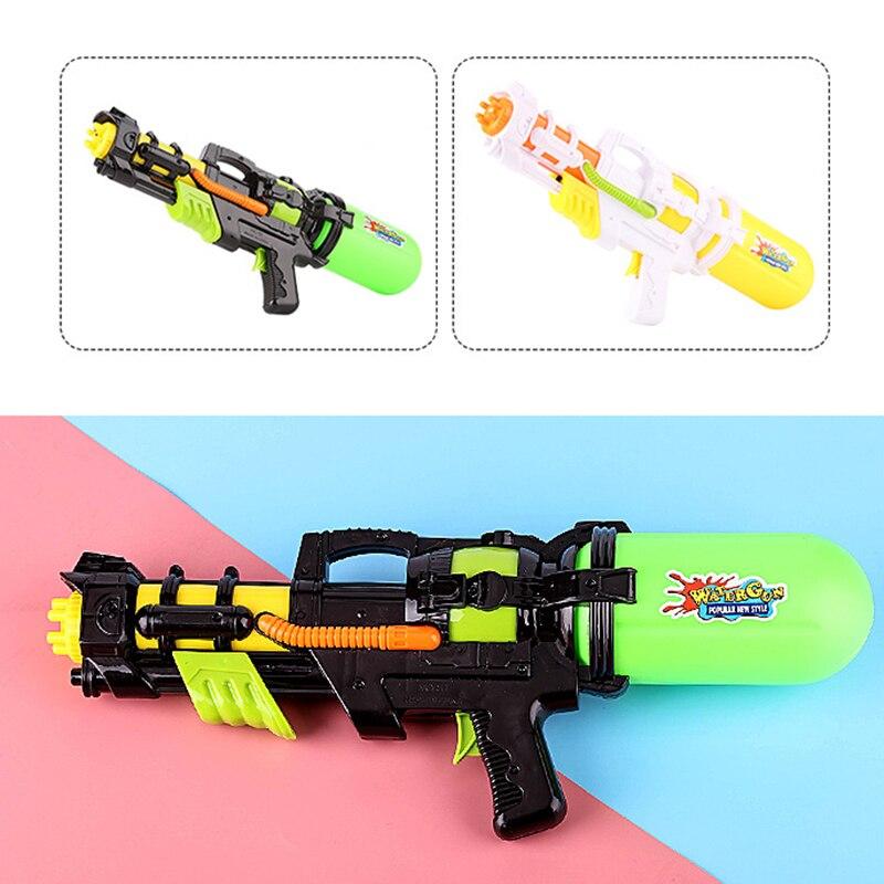 8321 High Pressure Water Gun Child Beach Rafting Play Toys Gum Game Air Pressure Water GunNew Telescopic Water Gun Outdoor Toy