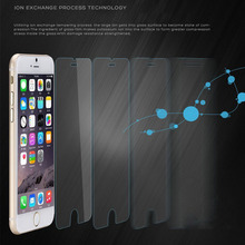glass on the for iPhone 5 Tempered Glass for iPhone4s 5s 6s 6plus shield telephone projector film for iphone 5s screen protector