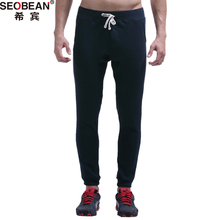 New Seobean mans lounge pants cotton pajama sexy casual low-waist autumn and winter fashion trousers