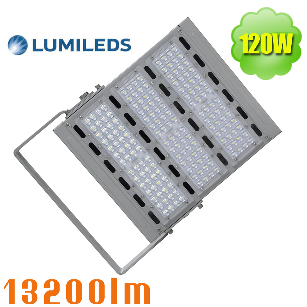 module 120w led flood light outdoor for sport stadium airport football building ip65 waterproof daylight white - Flood Light Bulbs