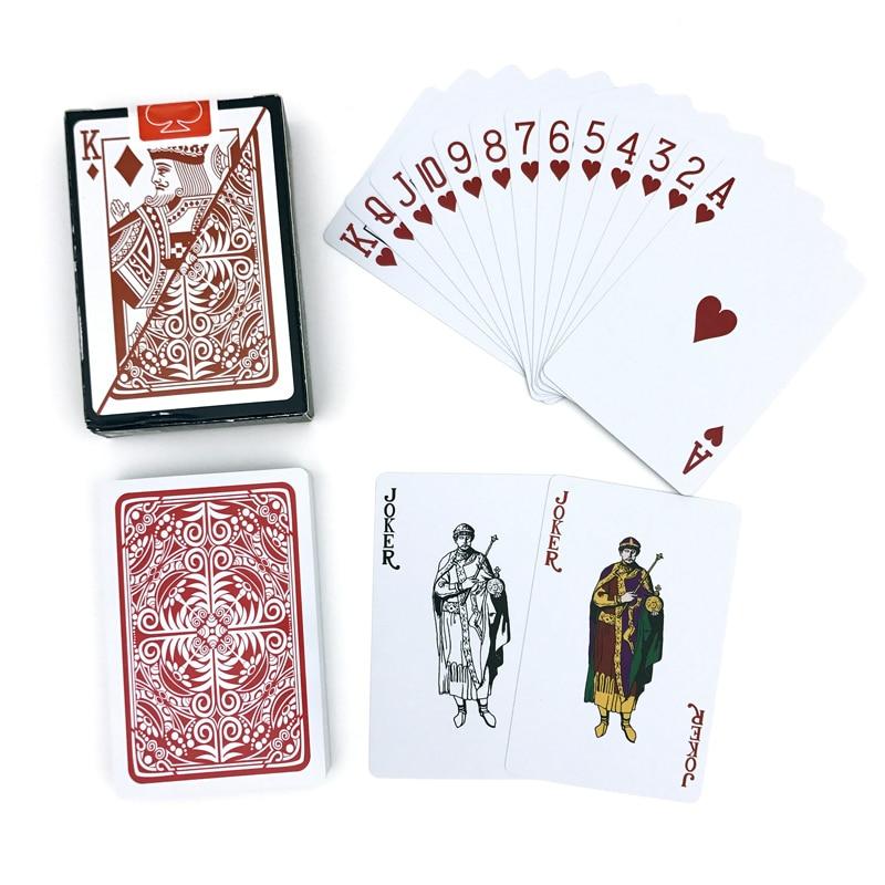 Νέα 2 σετ Μπακαρά Texas Hold'em Πλαστικά - Ψυχαγωγία - Φωτογραφία 2