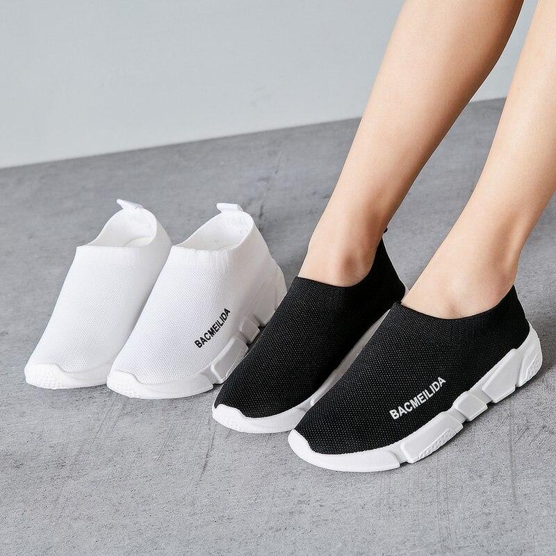 c4ab83747e D'été Mode Toile 2019 blanc Vulcaniser En Décontractées Femmes Chaussures  Sneakers Chaussiures À Noir Femelle Filet TnvqwxvF