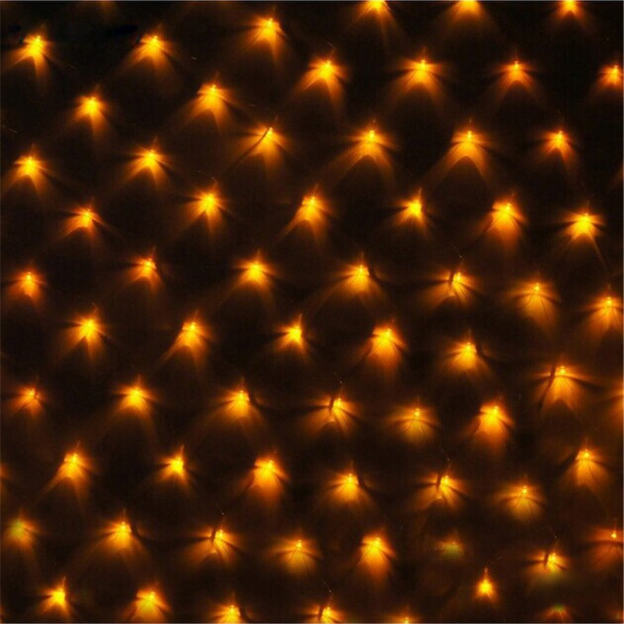 Garland String 3 * 2 M Netto String Licht 200led Mesh Fairy Lights - LED-Verlichting - Foto 5