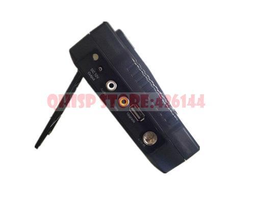 Pranuesi i TV satelitit 4.3 inç Portable multifunksional Satelitor - Audio dhe video në shtëpi - Foto 5