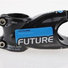 Будущее 3K Глянец 10 градусов углеродного волокна велосипед полюс дорожный велосипед и горный велосипед