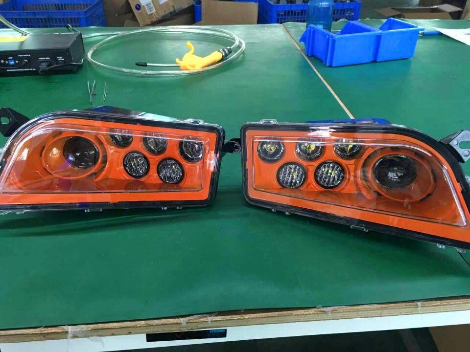 RZR1000 Orange