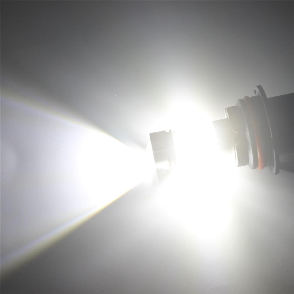 2pcs 100W HB5 9007 LED svjetlo automobila velika snaga prednja - Svjetla automobila - Foto 5