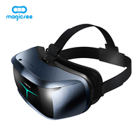 Magicsee M2 3D Glasses All In One VR Glasses FOV90 Android 5 1 Virtual Reality Quad