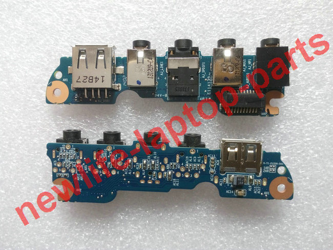 ORIGINAL P150SM P150SMA P150SM-A P170SM P170SM-A P170SMA USB AUDIO BOARD TEST good free shipping