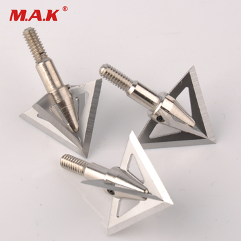3/6/12pcs Arrow Heads Cross Star Arrow Heads Tip Point Diameter 6.2mm for Outdoor DIY Bow and Arrow Archery Hunting Shooting