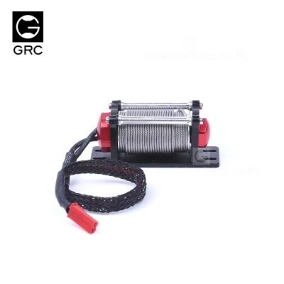 RC Part Electric winch for 1/10 crawler car D90 D110 Axial Scx10 Trx4