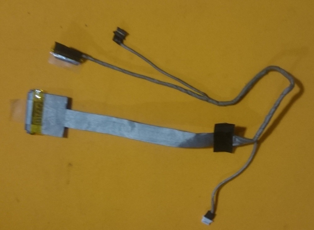 P/N 073-0001-6485_a Video Flex LVDS LED Cable LCD para Sony Vaio FW VGN-FW16 M762 FCG-3D1M
