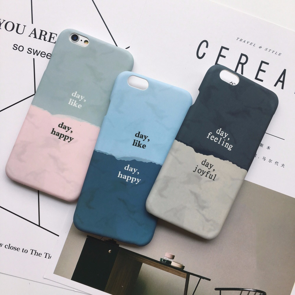 Togoat Fashion Korea Style Quote 3d Vision Dual Ice Cream Color