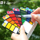 18/25/33/42Colors portable watercolor Solid paint collapsible suit Fountain pen with tap water For Drawing Painting Design