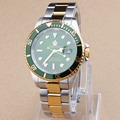 REGINALD Relógio De Ouro Dos Homens de aço Inoxidável Vidro de Safira GMT Bezel Rotativo Mulheres Esportes Relógios de Quartzo reloj relogio masculino