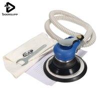 Wholesale Price 6 Inch Random Orbital Air For Palm Sander Car Polisher Vacuum Cleaner Set Tool
