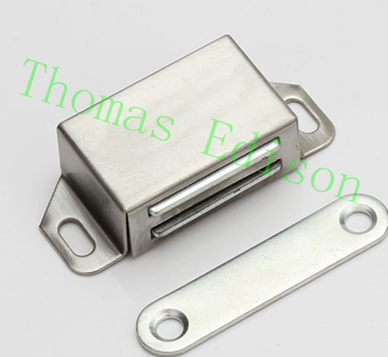 Magnetic High Grade Stainless Steel Cabinet Doors Furniture Hardware