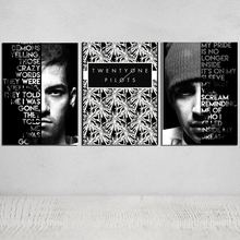 Twenty one pilots Canvas painting posters and prints art best place to print photo canvas giclee printer