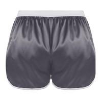 iefiel новые пикантные белье для геев модные однотонные повседневные шорты летние пляжные шорты боксеры гостиная нижнее белье