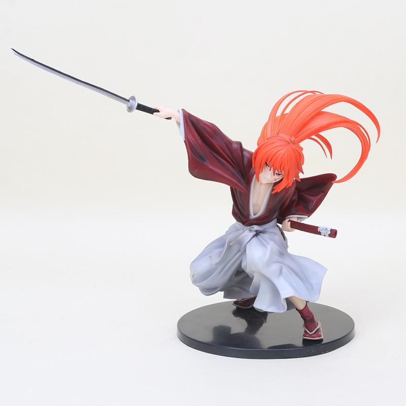 Anime Rurouni Kenshin Himura Kenshin PVC Action Figure Toy