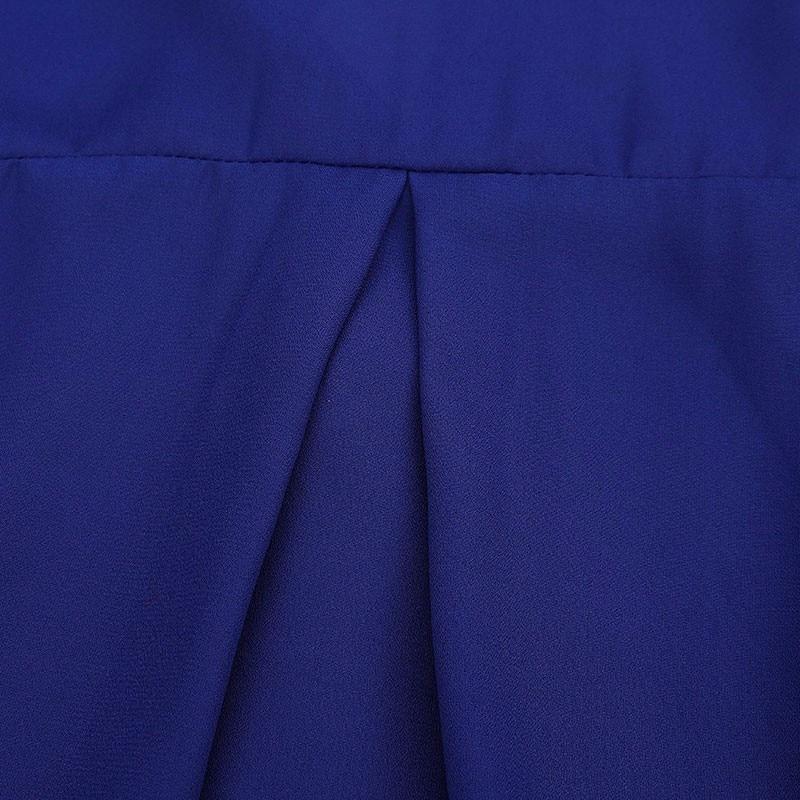 HTB1jkGyLXXXXXaIXVXXq6xXFXXXO - Women Shirt Vestido Bow Long Sleeve Casual Amsymetircal Chiffon