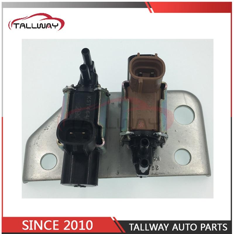 High Quality Emission Solenoid Valve MR577099 K5T81289 For Mitsubishi Pajero Montero Shogun Sport Challenger L200 audio valve challenger 115 silver gold