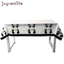 JOY-ENLIFE Panda Theme Party สำหรับเด็ก Party Baby Shower Birthday Party ตกแต่ง Party Favor Supplies(China)