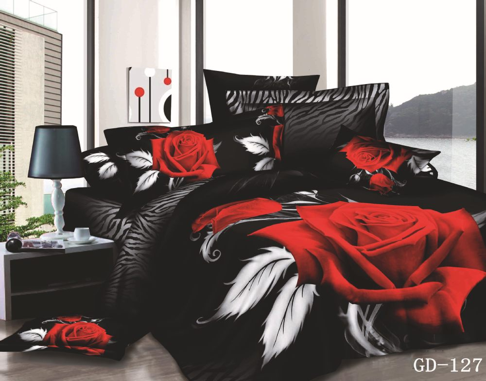 Popular Rose Comforter Set-Buy Cheap Rose Comforter Set
