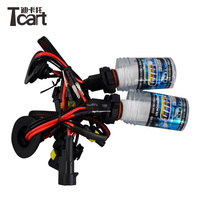 Tcart 2 pz/paia AC12V 35 w HID xenon H16 HID lampadina HID 5202 xenon 3000 K 4300 K 6000 K 8,000 K 10,000 K spedizione gratuita