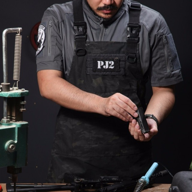 Unisexe sans manches tactique gilet tablier pinabefore Camo technicien mécanicien tablier militaire travail multi-poches Molle dégagement tablier