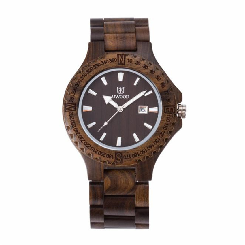 Wood Watch Fashion Men Watches Top Brand Men's Luxury  Analog Wooden Watches Male Quartz Wristwatch Relojes Hombre dignity 7.28 fashion top gift item wood watches men s analog simple bmaboo hand made wrist watch male sports quartz watch reloj de madera