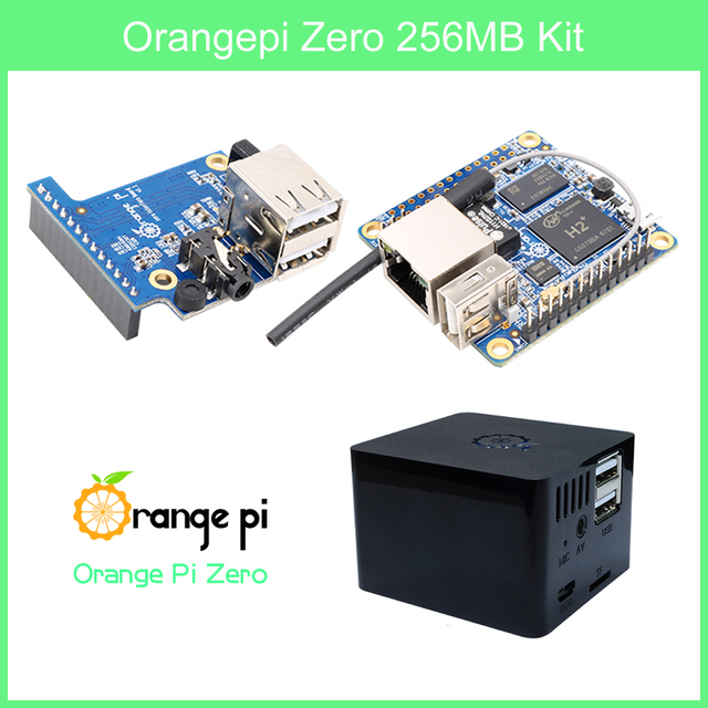 Orange Pi Zero 256MB Kit