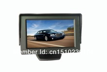 Free shipping Car Stand alone LCD Monitor