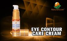 NaturalCure EYE CONTOUR CARE CREAM  Advanced Night Repair Eye Serum, Cover Fine Blemish and Wrinkles Around Eyes, Lighter Dark