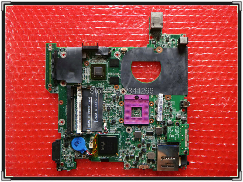 FOR DELL 1420 motehrboard FOR 965PM DDR2 100% Tested Free Shipping