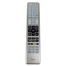 New CT-8035 Replacement for TOSHIBA TV Remote Control for 40