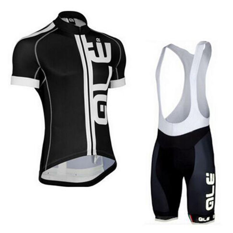 2018 Custom Cycling Jersey Set Bike Clothing Ropa Ciclismo Breathable Short  Sleeve 100% Polyester ALE Cycling Clothing Black - aliexpress.com -  imall.com 866471bae
