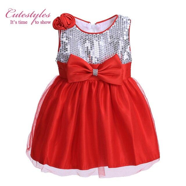 be409d485d Cutestyles de verano 2019 de moda de fiesta de boda princesa bebé niña de  plata vestido
