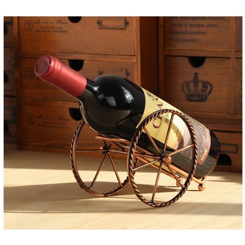 Hifuar 1 шт. ручной покрытие и Дисплей полок винные шкафы ручной работы практичный держатель бутылки вина Декор Кухня Барные аксессуары