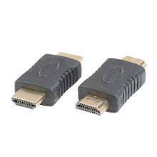 HDMI to HDMI male to Male Gold-plated Coupler Connectors EXtender Adapter Converter For HDTV Laptop Projector