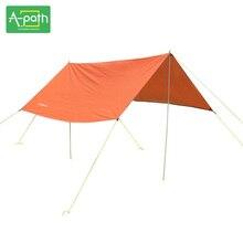 4-6 Person Large Ultralight Outdoor Camping Sun Shelter Tarp Awning Rain Beach Party Garden Folding Tent Arbor China Playhouses
