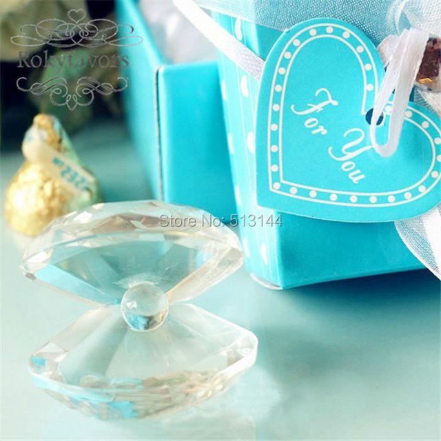 Dhl Free Shipping 50pcs Beach Theme Choice Crystal Clamshell Baby
