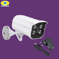 AHD Camera 1080P 960P 720P 2 0MP Bullet High Power Array Leds Camera Waterproof Night Vision