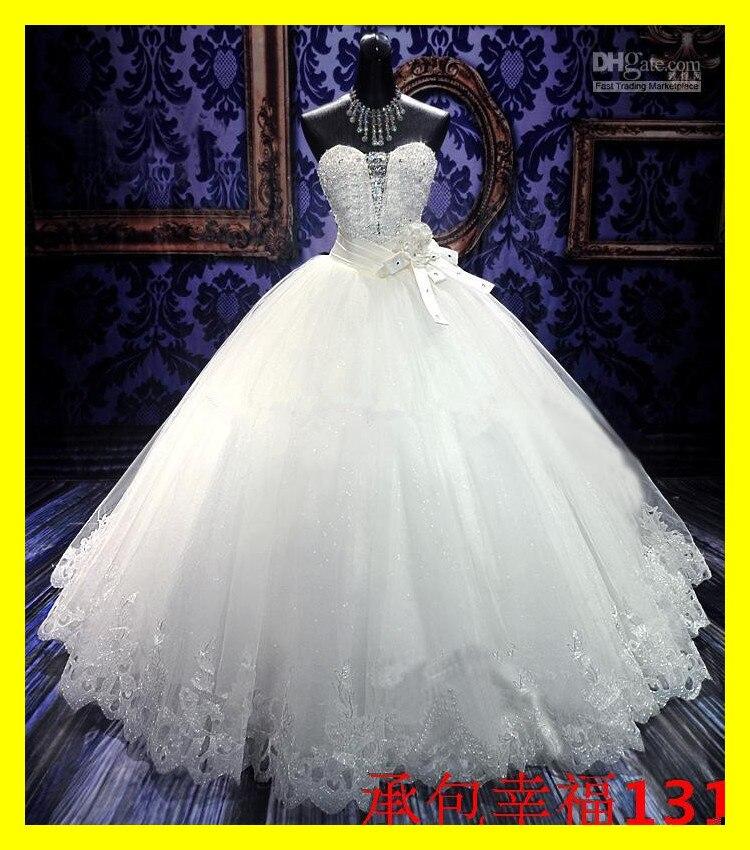 Gypsy Wedding Dress Ball Gown Floor Length None Beading Sweetheart ...