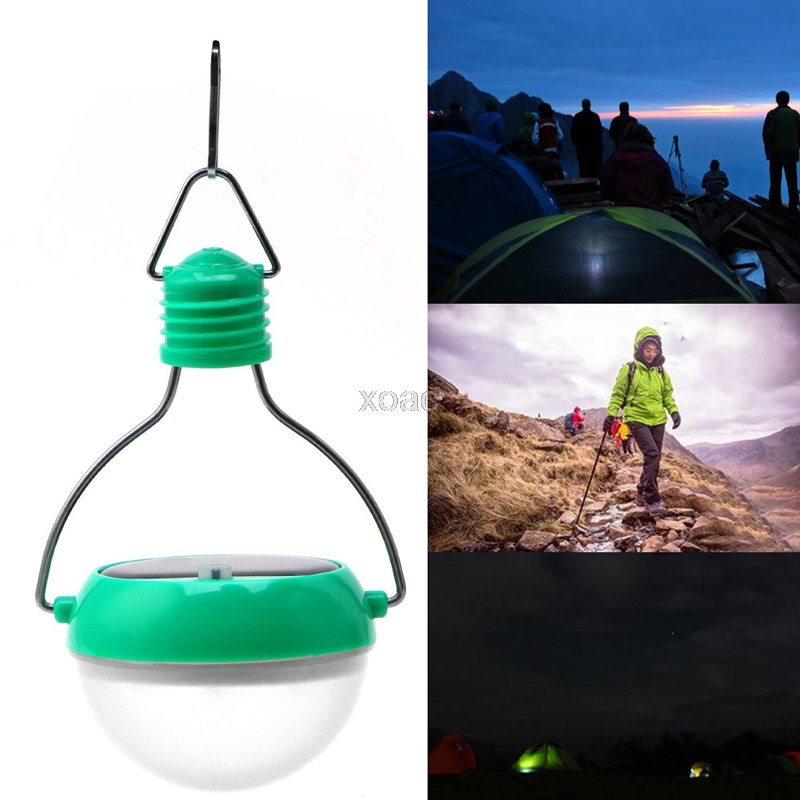 Portable Solar Power Waterproof 72LM Outdoor Garden Camping Tent Yard LED Light Lamp M08 dropship