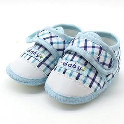 Детская обувь для новорожденных мальчиков и девочек с мягкой подошвой; Теплая Повседневная обувь на плоской подошве; хлопковый костюм для О...