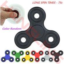 10PCS Hand Spinner Tri Fidget Ball Desk Anxiety Stress Relief Finger Toys EDC Stocking Stuffer For