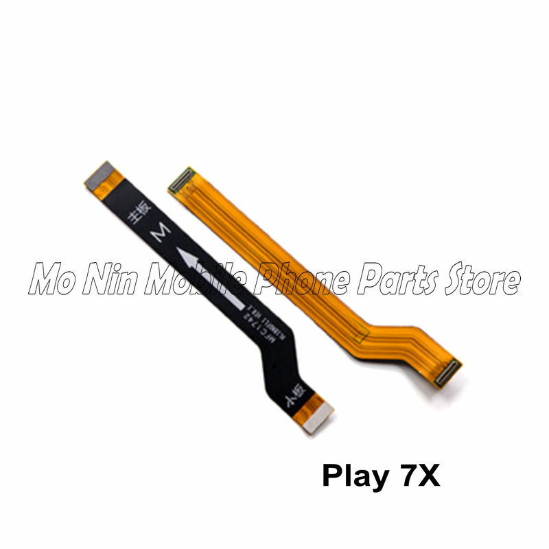New Main Board <font><b>Motherboard</b></font> Connector Board Flex Cable For Huawei <font><b>Honor</b></font> Play <font><b>7X</b></font> Replacement Parts Flex Cable image