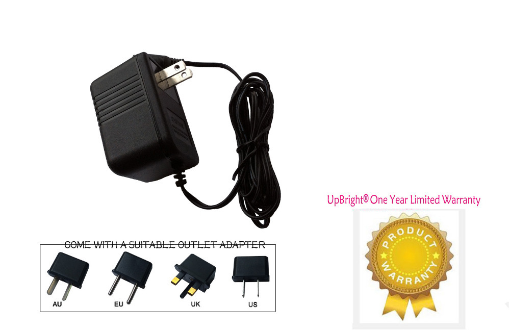 X Rocker Gaming Chair Power Cord Beauty Salon Chairs For Sale Upbright New Ac Adapter Pyramat Sound Furniture Ila57 122000s Supply Cable Ps Charger Mains Psu In Dc Adapters From Home